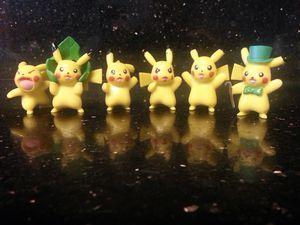 Pokemon Pikachu Figures for Sale in La Puente, CA