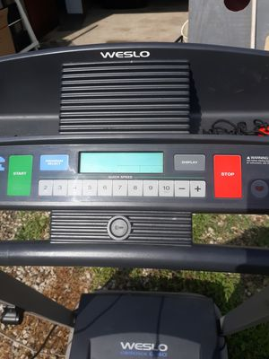 Nice treadmill for Sale in Marysville, OH