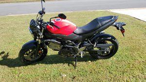 Suzuki sv 650 2017 for Sale in Hampton, VA
