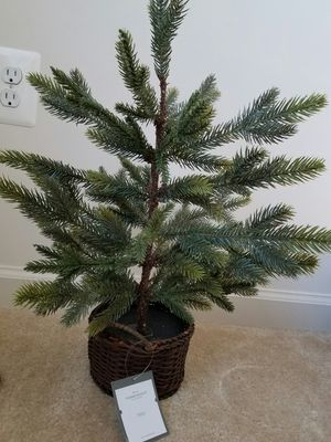 New Holiday Christmas Winter tree decor - $6. Originally $24.99 for Sale in Rockville, MD