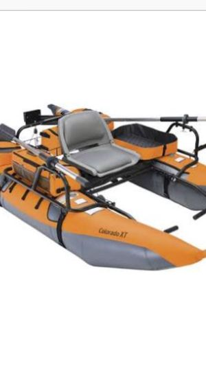 Outfitter XT Pontoon Boat for Sale in La Porte, IN