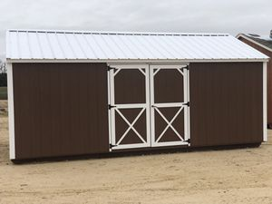 12x20 Utility Shed-Storage Shed for Sale in Austin, TX