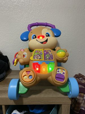 Fisher-Price Laugh & Learn Smart Stages Learn with Puppy Walker for Sale in Fresno, CA