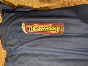 Therm-a-rest Camper Double Wide Sleeping Pad for Sale in Erie, CO