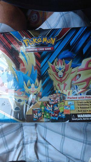 Pokemon Sword and Shield - tin box for Sale in Fresno, CA