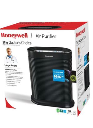 Honeywell True HEPA 310 sq. ft. Allergen Remover Doctor's Choice Air Purifier HA202BHD NEW NO BOX for Sale in Buena Park, CA
