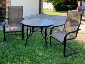 Patio Set for Sale in Niederwald, TX