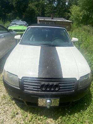 2006 Audi A4 Quattro Cabriolet for Sale in Mogadore, OH