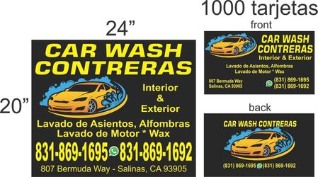 CAR WASH for Sale in Salinas,  CA