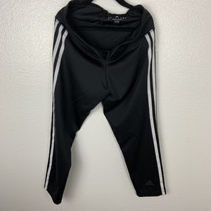Adidas 3 stripes, 3/4 tights for Sale in Victorville, CA