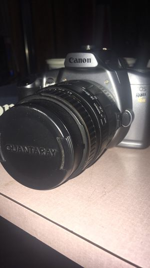Canon EOS rebel G2 camera *film NOT digital* for Sale in Palmer, AK
