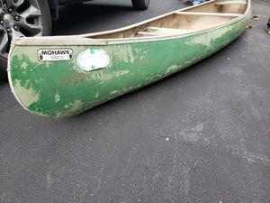 Mohawk 16 ft canoe for Sale in Providence, RI