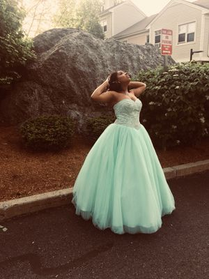 Prom dress/quinceanera/ sweet 16 dress *serious Inquires only* for Sale in Brockton, MA