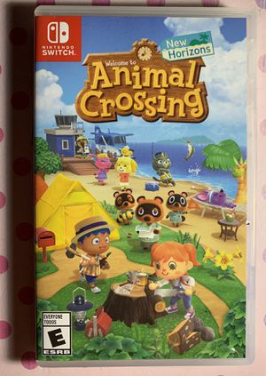 Nintendo Switch Animal Crossing Game for Sale in Glendale, AZ