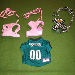 Dog Harness Matching Leash for Sale in Sicklerville, NJ