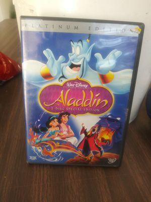 aladdin dvd for Sale in Los Angeles, CA