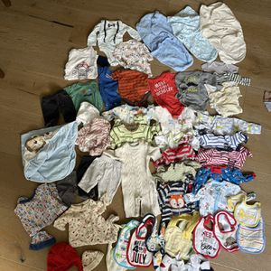 NB Boy Clothes (58 pieces) for Sale in Chino Hills, CA