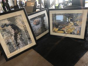 3picture frame set for Sale in Moreno Valley, CA