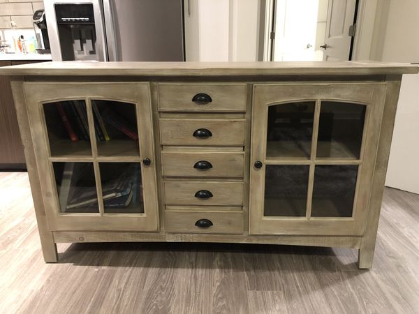 HomeGoods Console Table