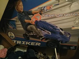 NERF Striker (ages 4-8) for Sale in Detroit, MI