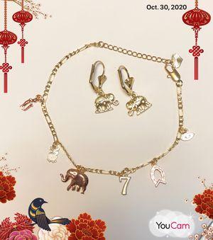 Lucky 🍀 bracelet set for Sale in Seattle, WA