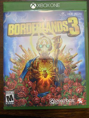 Borderlands 3 - Xbox One for Sale in Burbank, CA