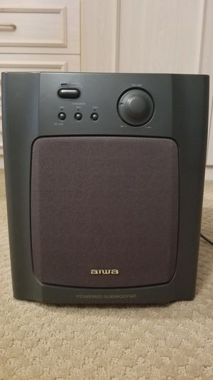 *Compact* Powered Subwoofer for Sale in San Diego, CA