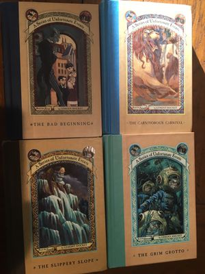 A Series of Unfortunate Events Hardbacks for Sale in Los Angeles, CA