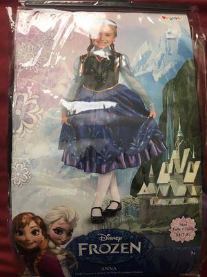 Elsa Frozen Size 7-8 Medium Costume for Sale in Ventura, CA