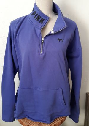 Victoria secret women's sweatshirt size large I'm in fontana message only when ready to pick up for Sale in Fontana, CA