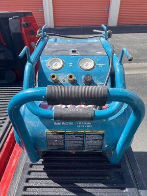 Makita compressor MAC5200 for Sale in San Jose, CA