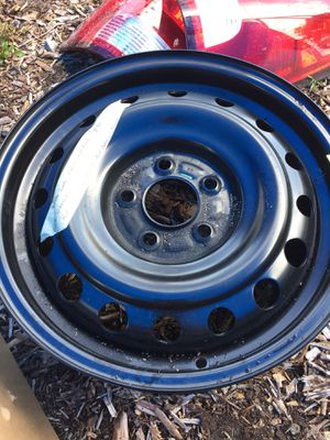 Hyundai Sonata wheel steel black for Sale in Clearwater, FL