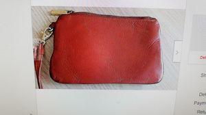 MARC JACOB soft leather wristlet clutch purse bag for Sale in Mesa, AZ