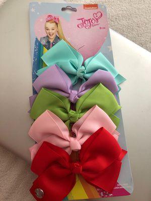 Small jojo siwa bows for Sale in Miramar, FL