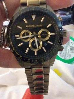 Michael kors Mens Watch for Sale in Anderson,  SC