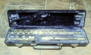 Armstrong Silver 104 Flute for Sale in Union, CT