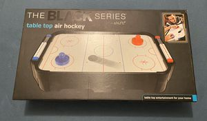 Miniature air hockey table toy for Sale in Miami Shores, FL