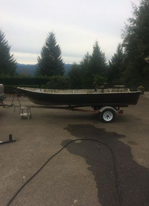 14ft smokercraft for Sale in Yacolt, WA
