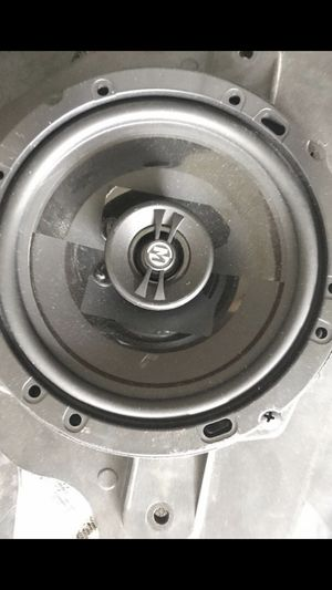 Memphis speakers 5.25 car audio for Sale in Raleigh, NC