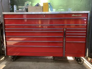 Snap on tool box $5800 for Sale in San Jose, CA