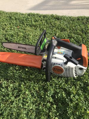 """Stihl ms 192 tc chainsaw 14"""" excellent condition for Sale in Norwalk, CA"""