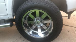 Rims dodge ram 2500 for Sale in Garland, TX