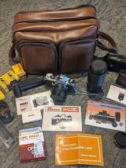 Pentax 35mm Camera Package for Sale in Bellevue,  WA