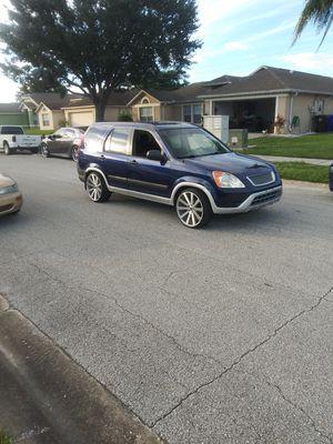 2003 honda crv $ 3500 for Sale in BVL, FL