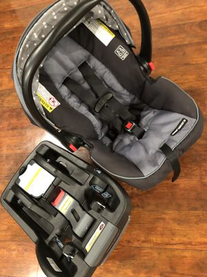 Graco Click Connect Car seat & Base for Sale in Houston, TX