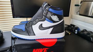Nike Air Jordan 1 Retro High OG Royal Toe Size 11 Make Offer for Sale in Los Angeles, CA