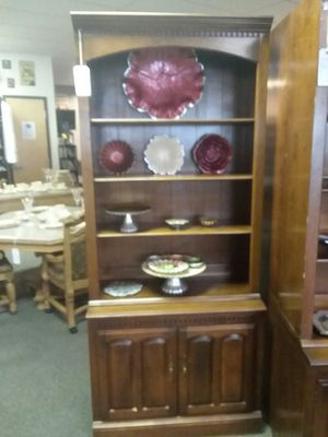 Tall Shelf and Cabinet for Sale in Colorado Springs, CO