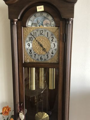 Antique herschede grandfather clock for Sale in Hayward, CA