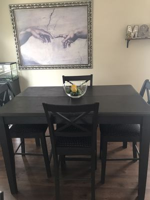 Kitchen table with 4 chairs for Sale in Whittier, CA