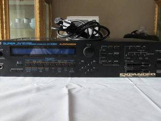 ROLAND SUPER JV JV1080, 64-VOICE SYNTHESIZER MODULE for Sale in Los Angeles,  CA